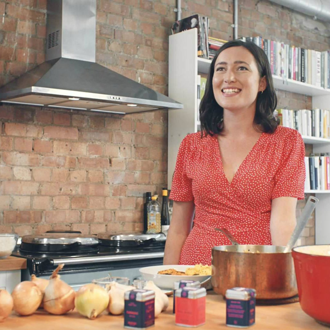 OUR VIDEO WITH GIZZI ERSKINE GOES LIVE